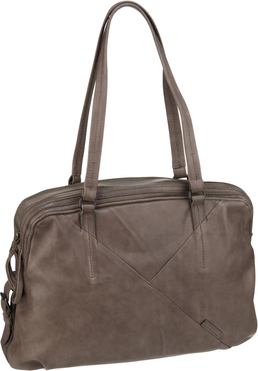 Shopper Dark Chocolate Taupe