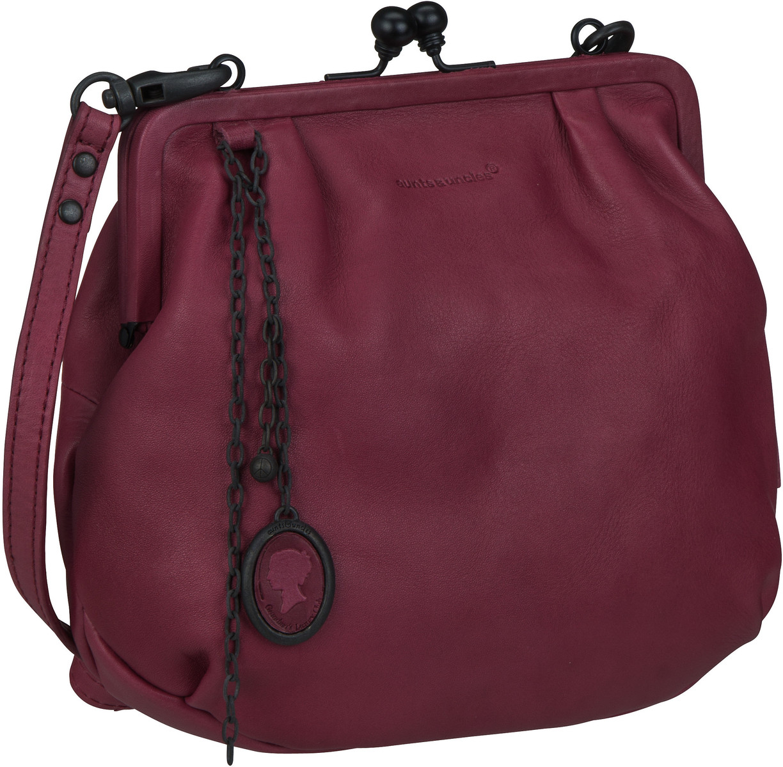 Umhängetasche Mrs. Fortune Cookie Purple Blush