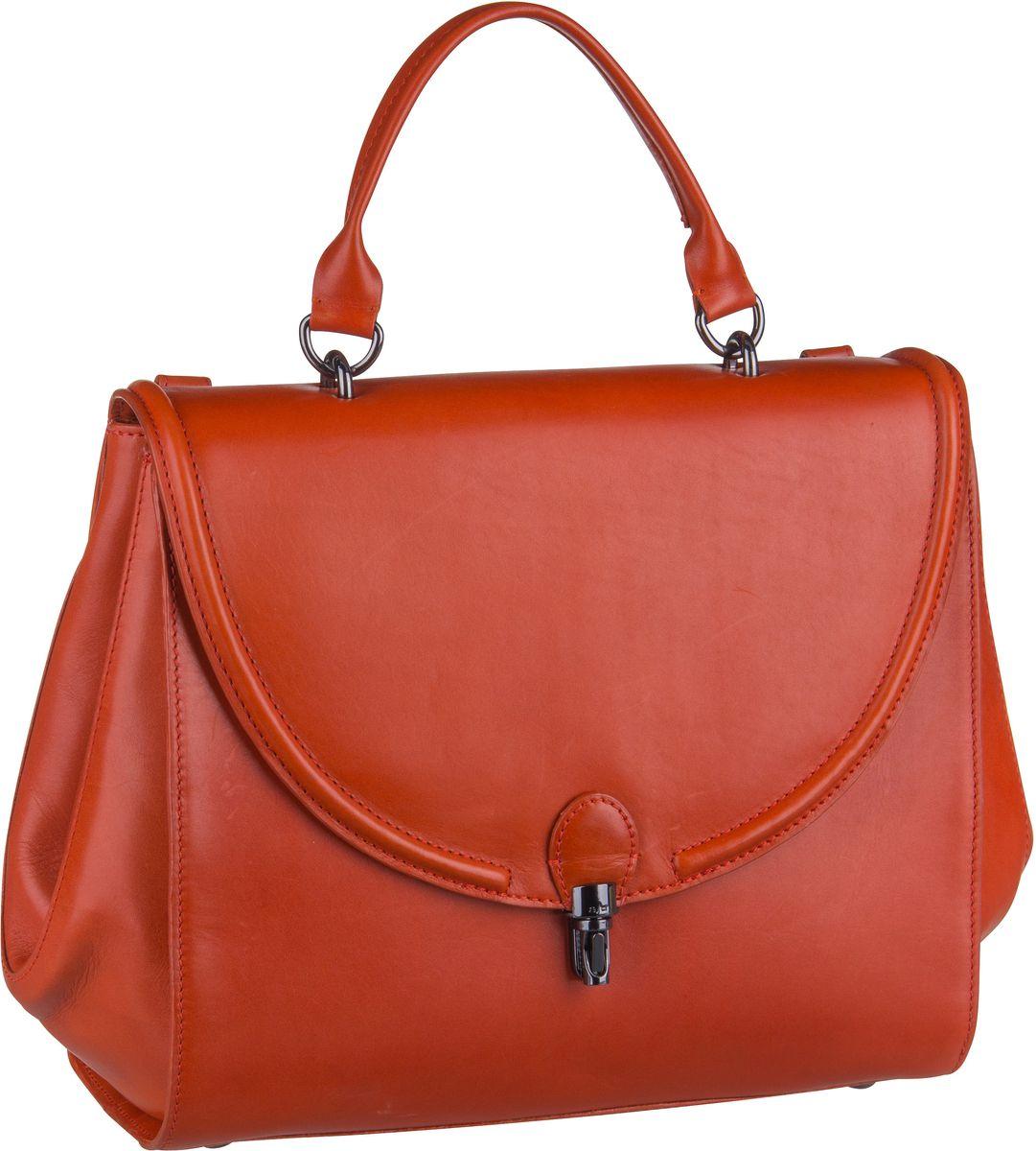 Handtasche Charlotte Carrot