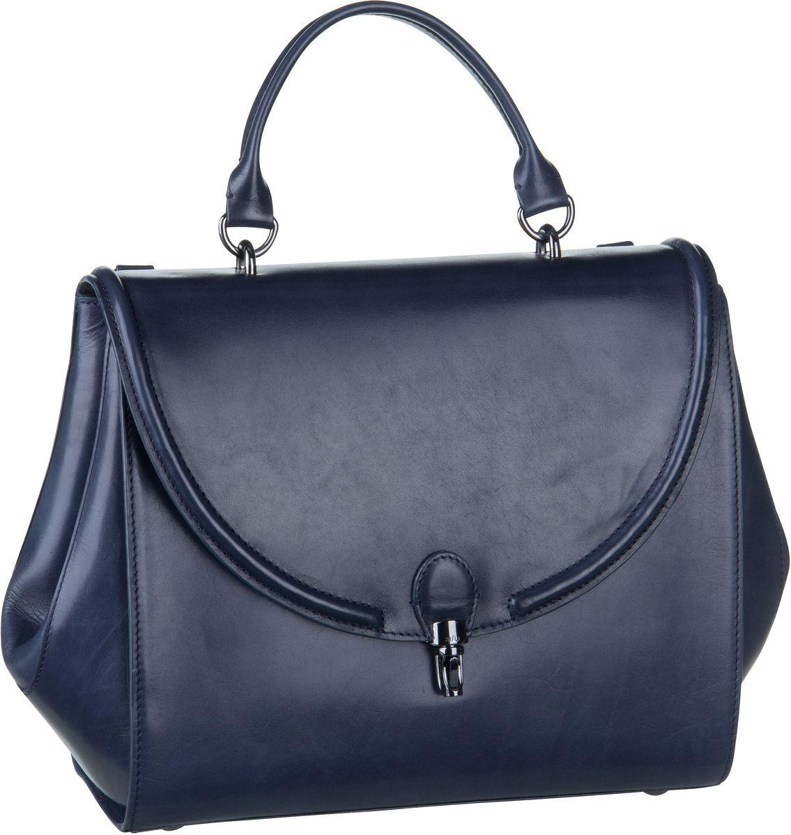 Handtasche Charlotte Marine