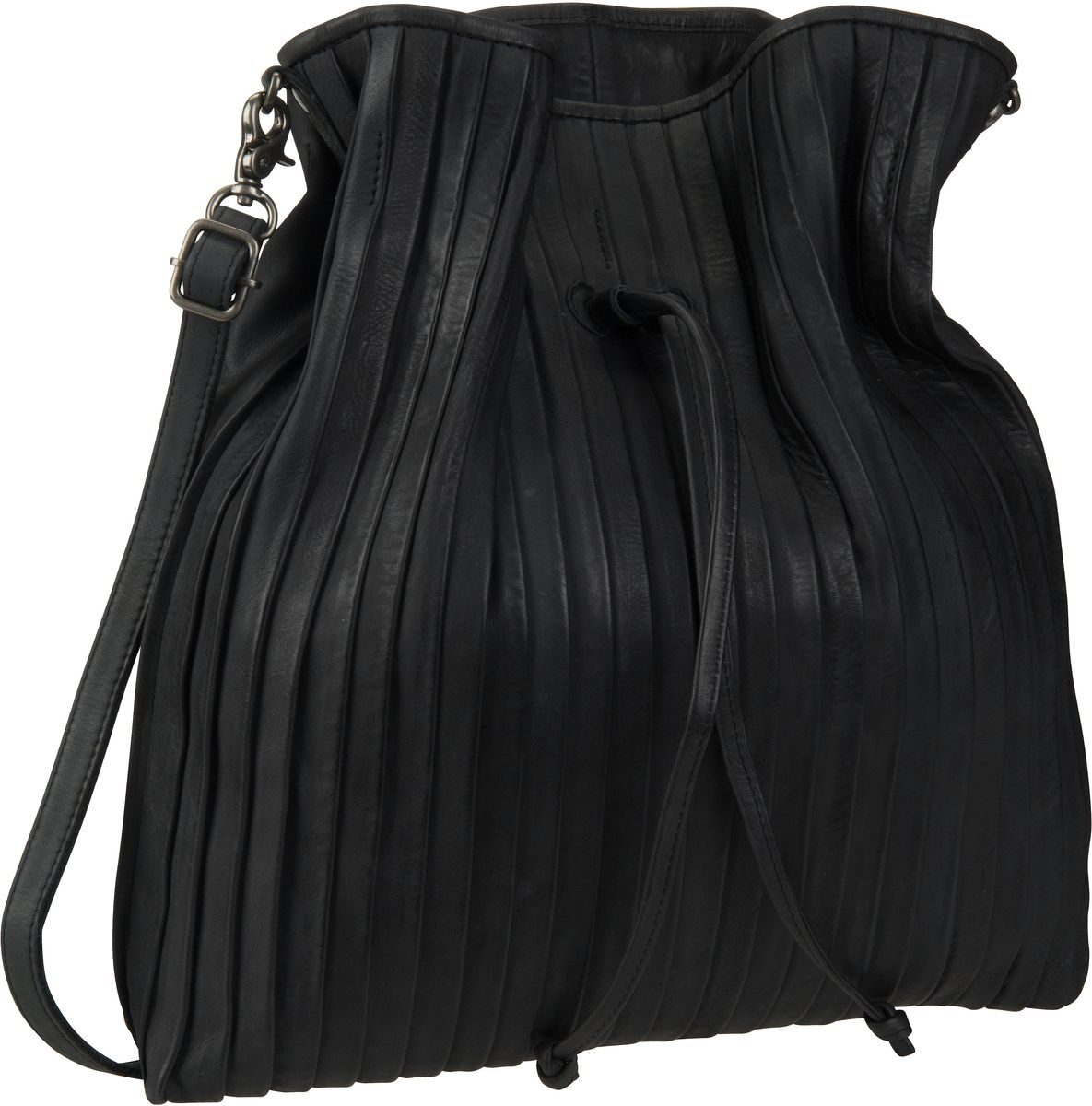 Handtasche Rosalie Pleats Moonless Night