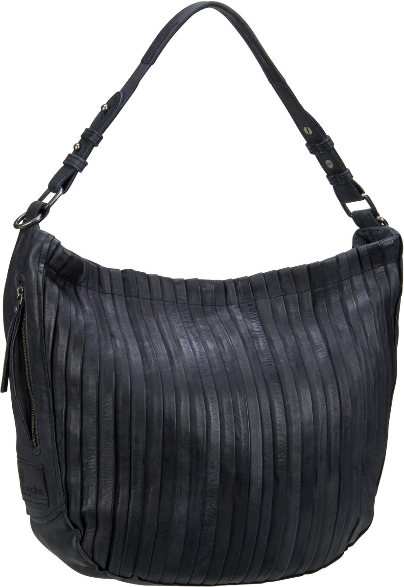 Handtasche Carrie Pleats Moonless Night