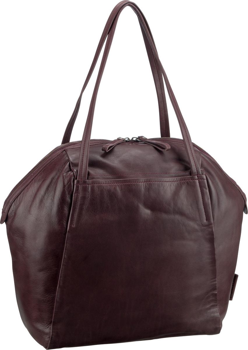 Handtasche Scarlett Cheerfull Soft Italian Plum