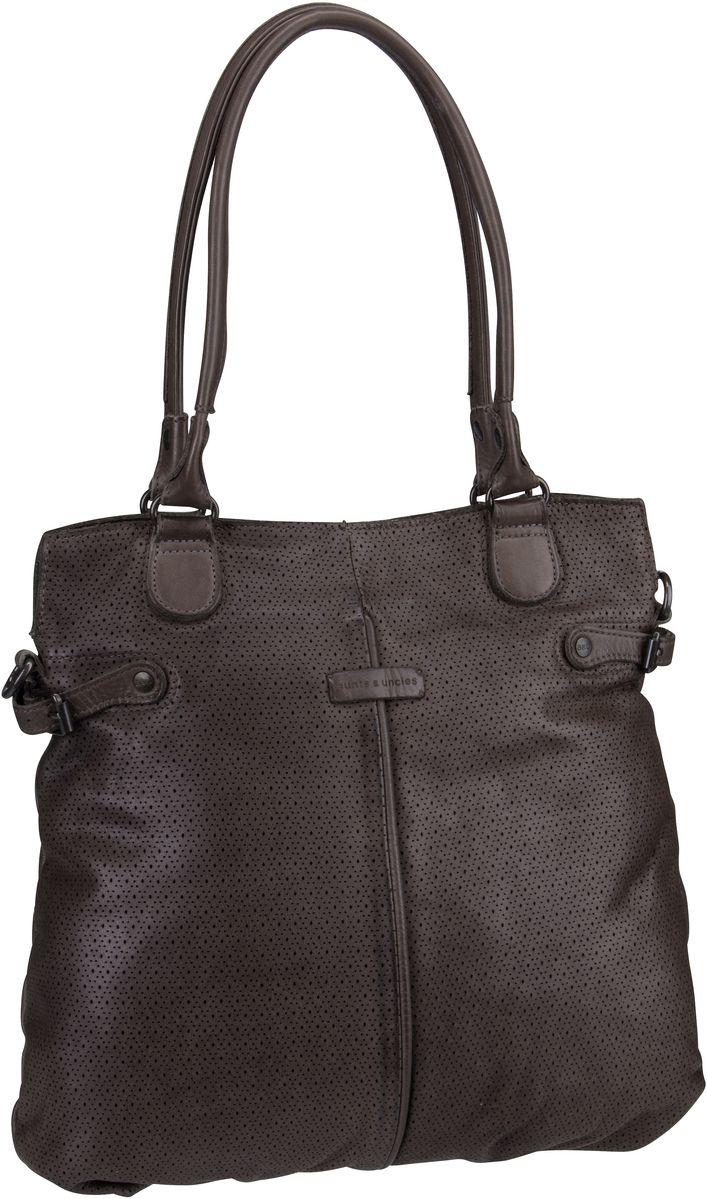 Handtaschen für Frauen - aunts uncles Handtasche Blossom Diamond Kalamata  - Onlineshop Taschenkaufhaus
