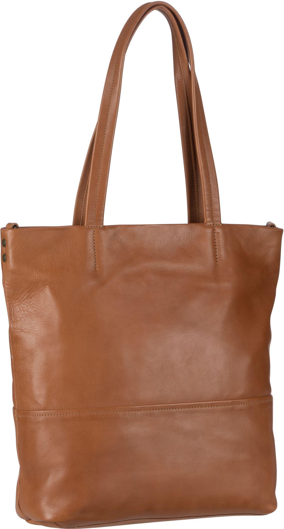 Handtasche Kiwano Cognac