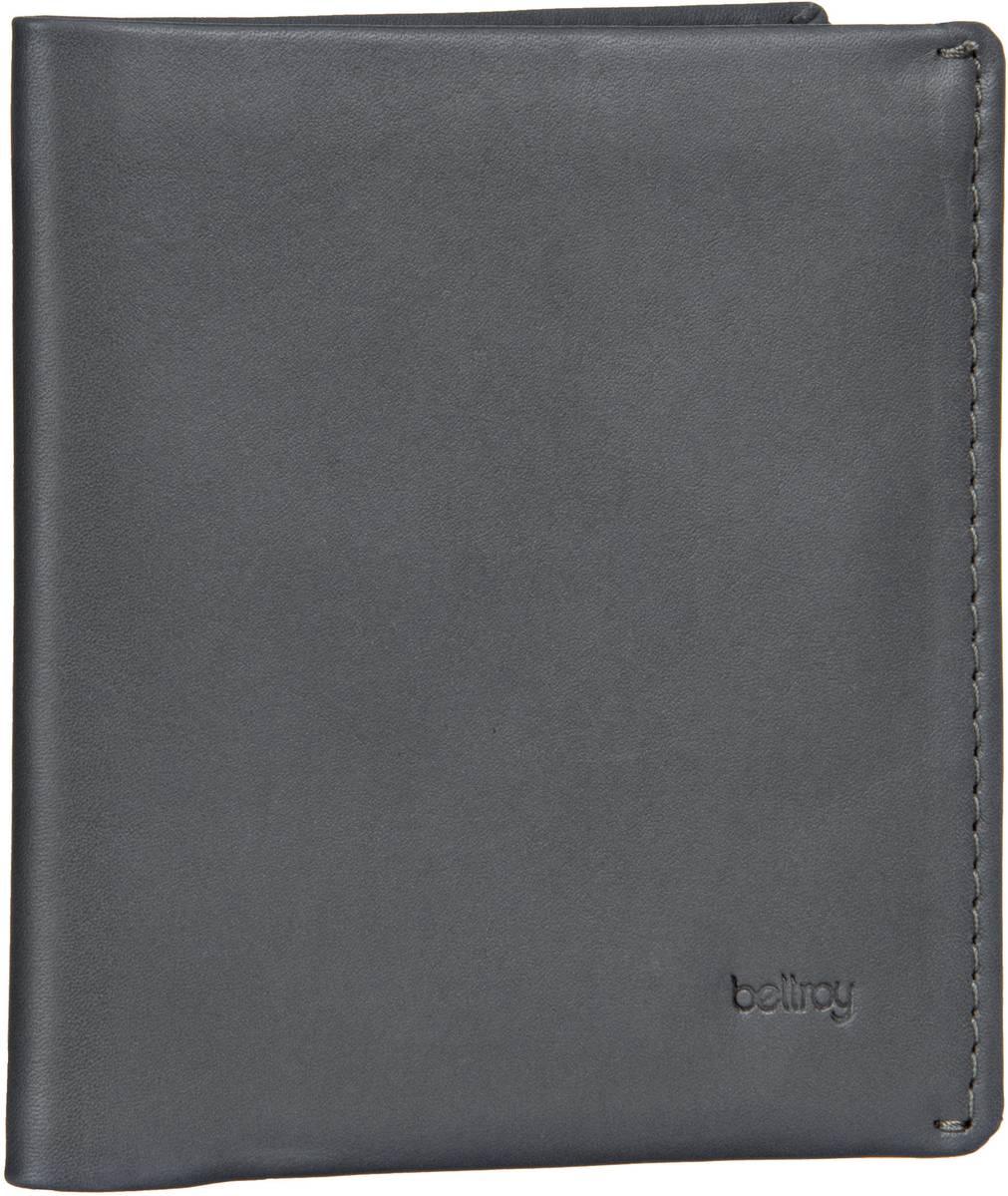 Bellroy Note Sleeve Charcoal - Geldbörse jetztbilligerkaufen
