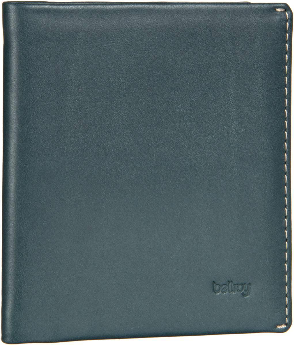 Bellroy Note Sleeve Teal - Geldbörse - broschei