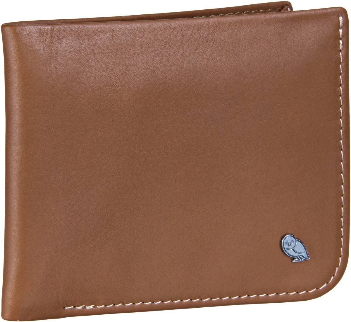 Bellroy Hide & Seek RFID Caramel-RFID - Geldbörse - broschei