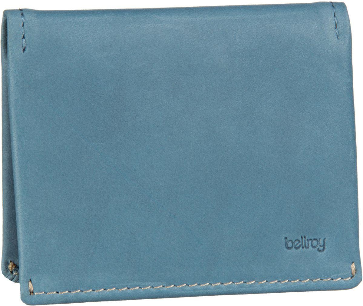 Bellroy Slim Sleeve Arctic Blue - Brieftasche - broschei
