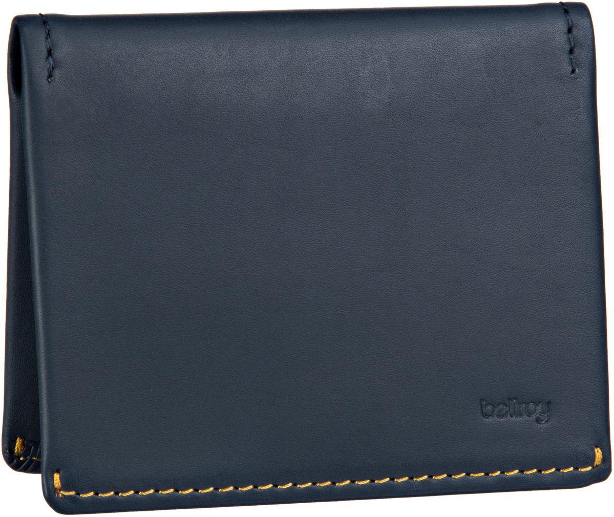 Bellroy Slim Sleeve Blue Steel - Brieftasche - broschei