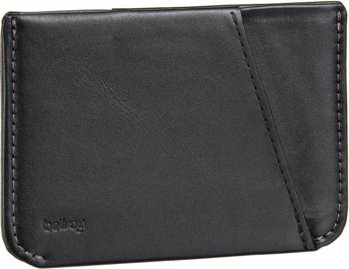 Bellroy Micro Sleeve Black - Kreditkartenetui - broschei