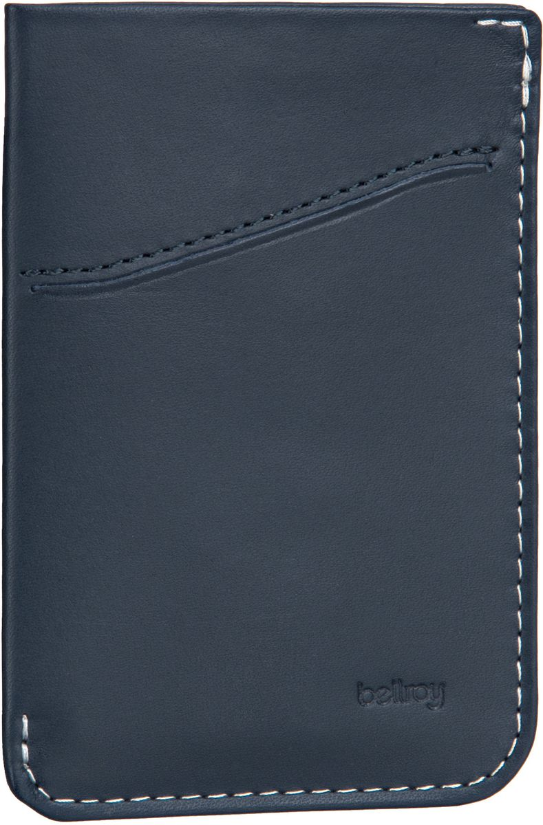 Bellroy Card Sleeve Blue Steel - Kreditkartenetui jetztbilligerkaufen