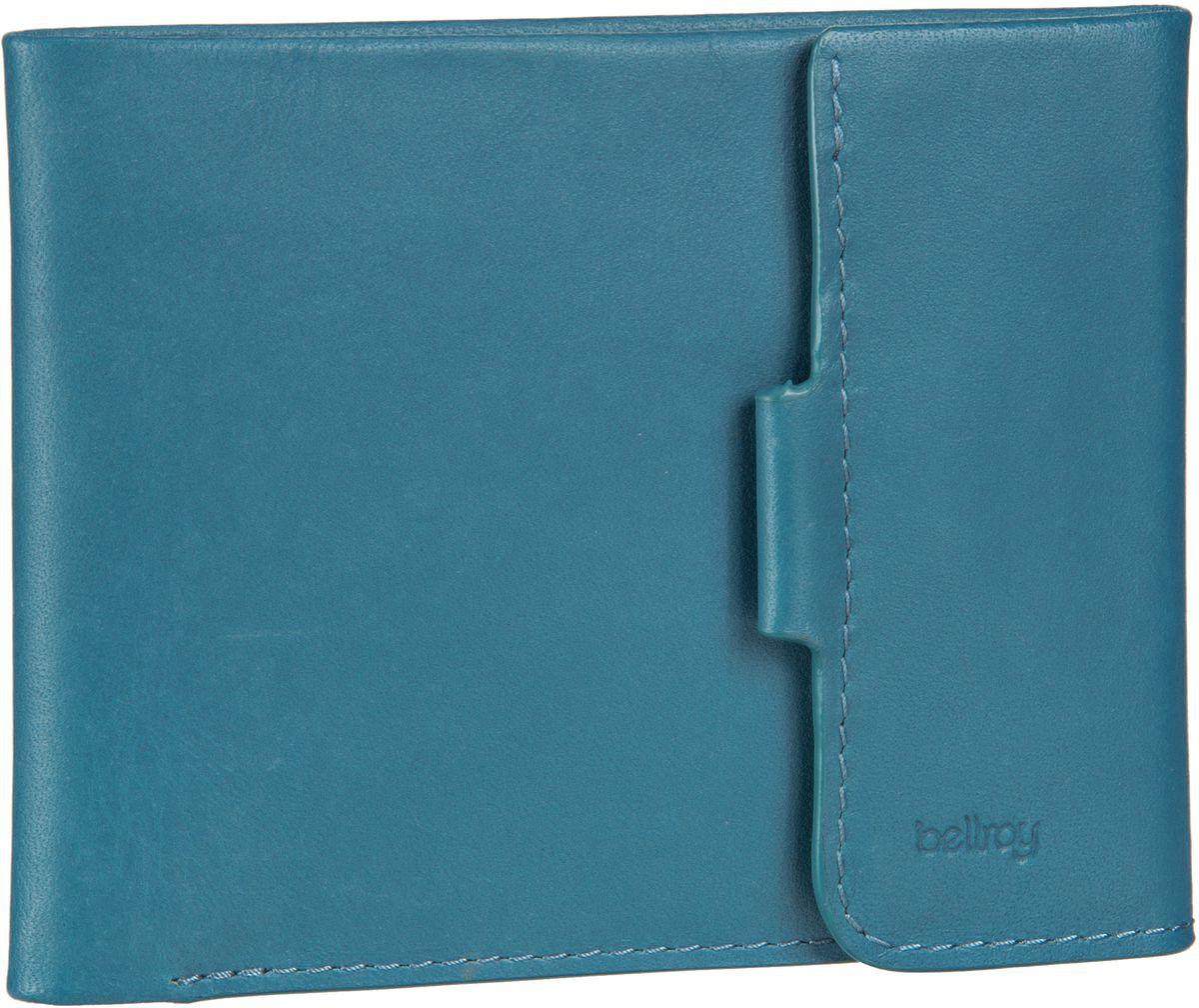 Bellroy Coin Fold Arctic Blue - Geldbörse - broschei