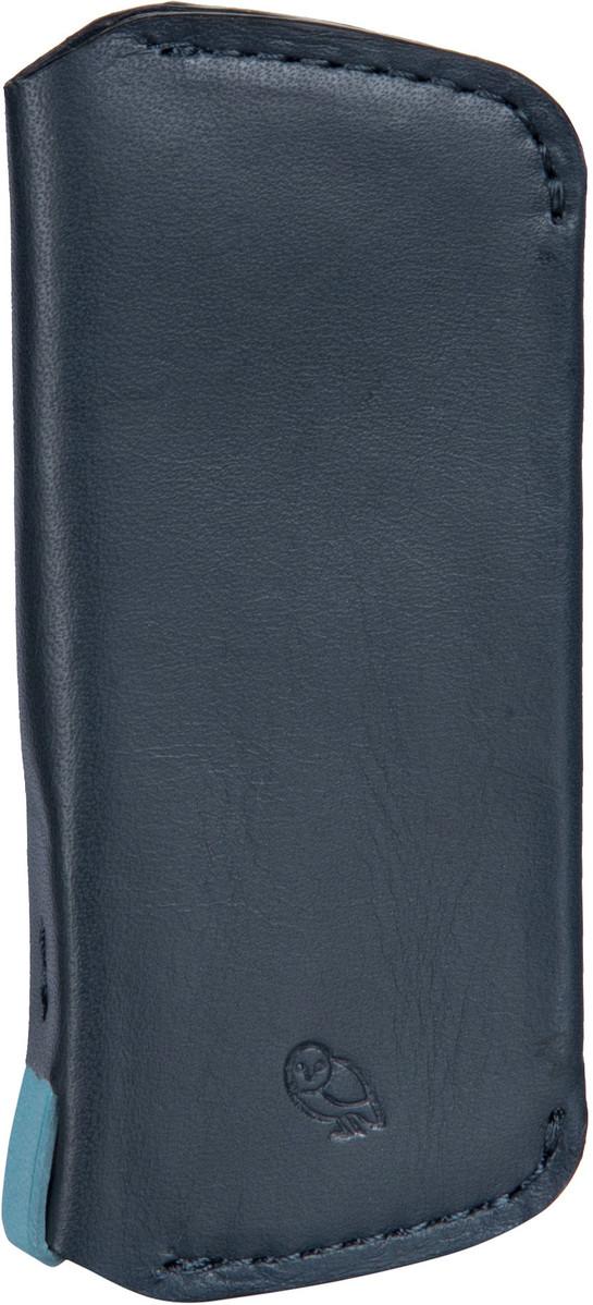 Bellroy Key Cover Plus Blue Steel - Schlüsseletui - broschei