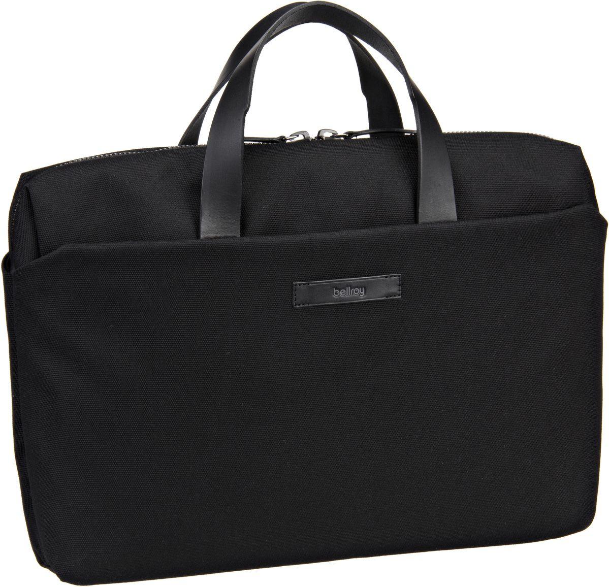 Businesstaschen für Frauen - Bellroy Aktenmappe Slim Work Bag Black (11 Liter)  - Onlineshop Taschenkaufhaus