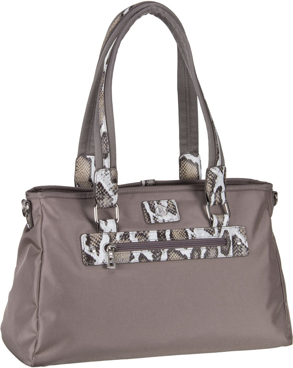 Handtasche Elba Martina Truffle