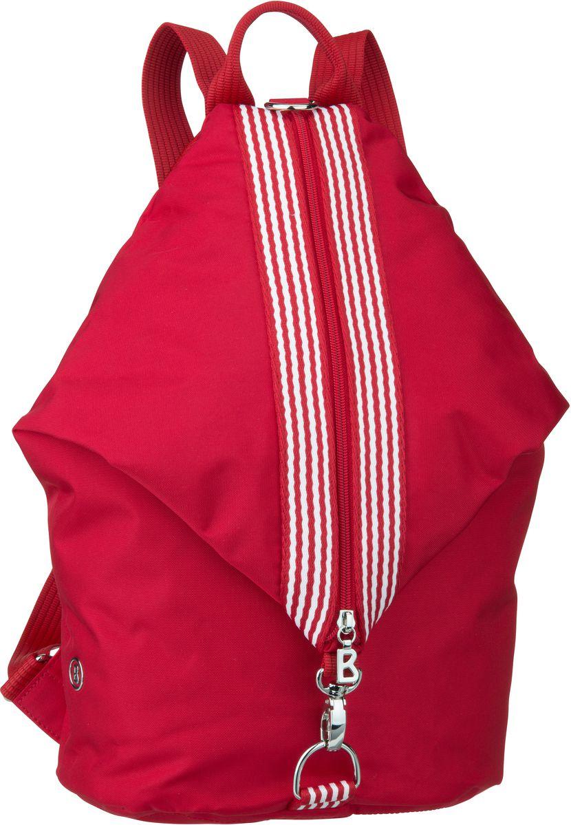 Rucksaecke für Frauen - Bogner Rucksack Daypack Maritim Devon Peony  - Onlineshop Taschenkaufhaus
