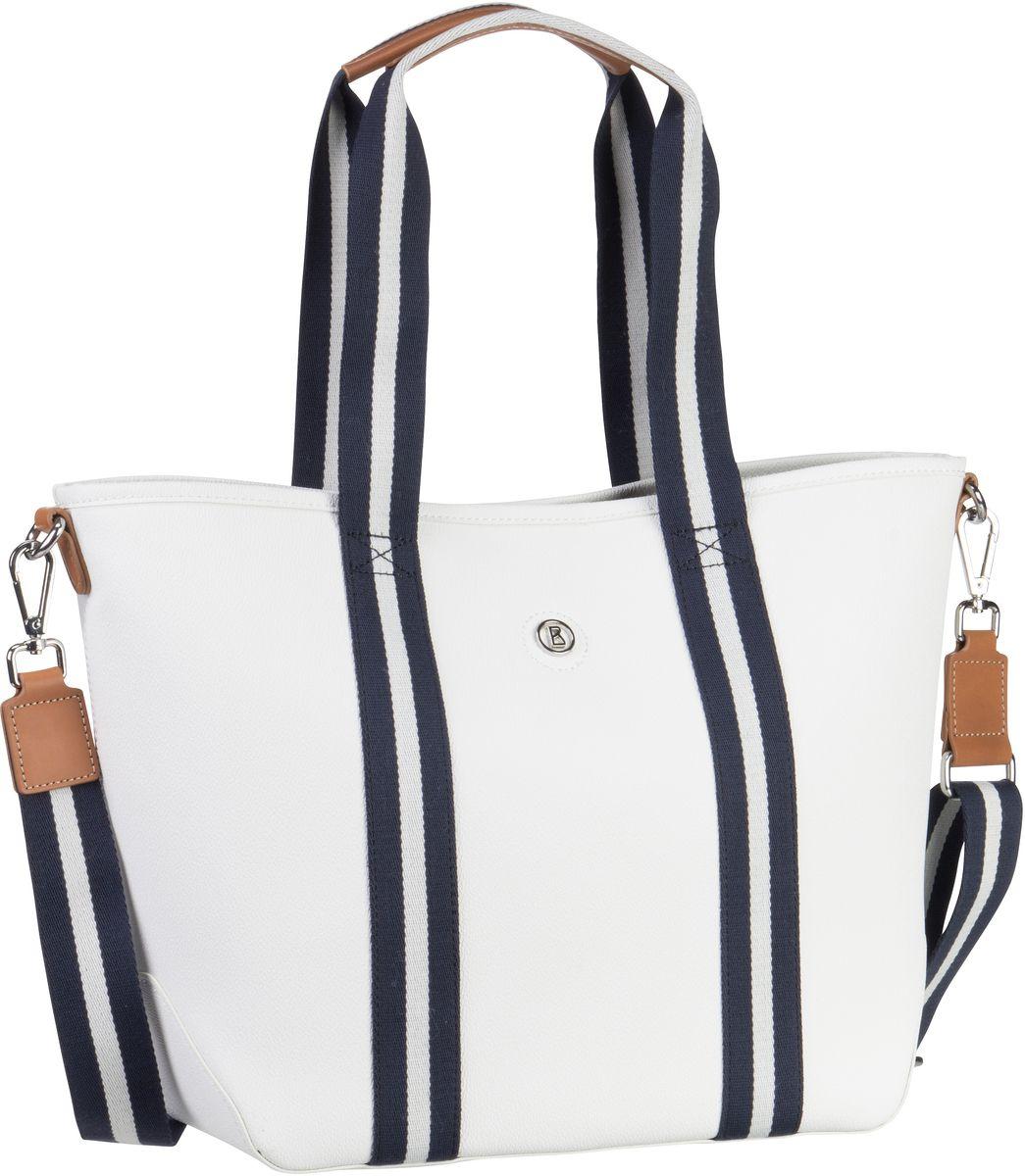 Handtaschen für Frauen - Bogner Long Island Laury Milk (innen Multi) Handtasche  - Onlineshop Taschenkaufhaus