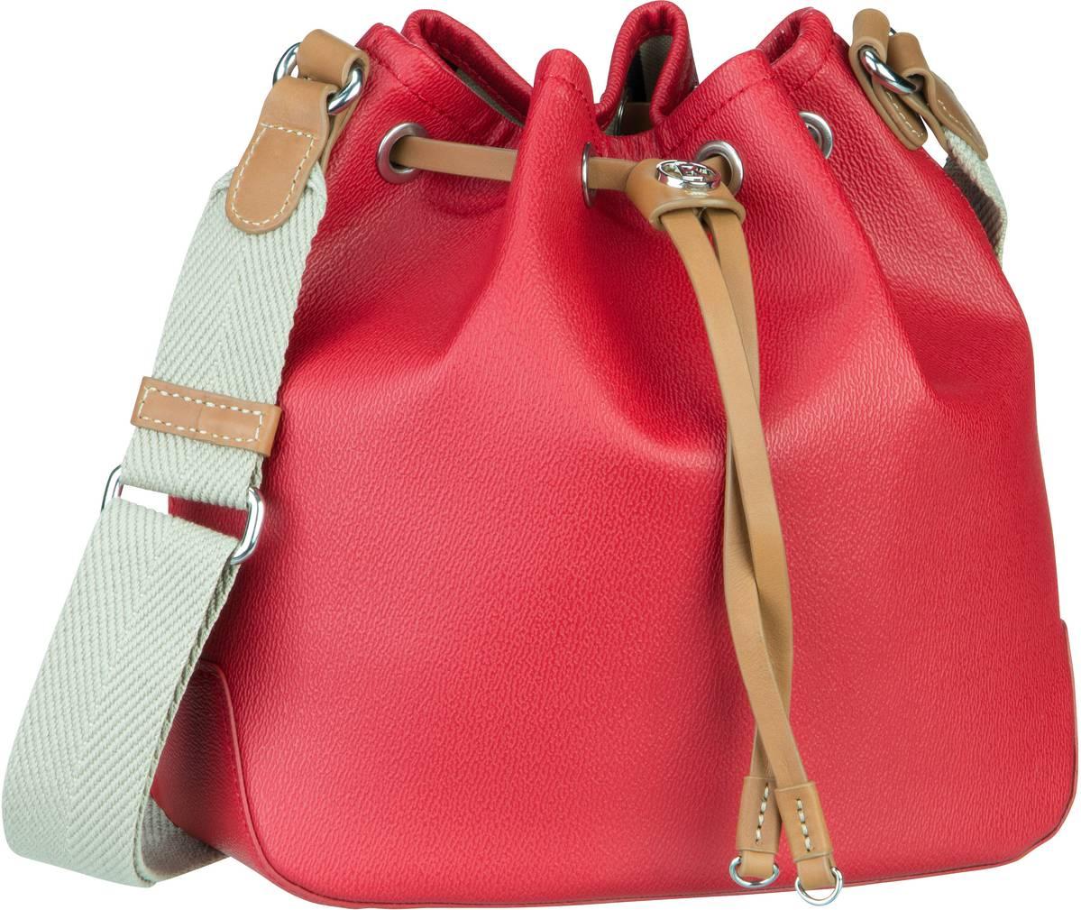 Handtaschen für Frauen - Bogner Long Island Lyla Peony Handtasche  - Onlineshop Taschenkaufhaus