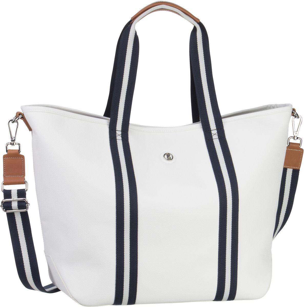 Handtaschen für Frauen - Bogner Long Island Lala Milk (innen Multi) Handtasche  - Onlineshop Taschenkaufhaus