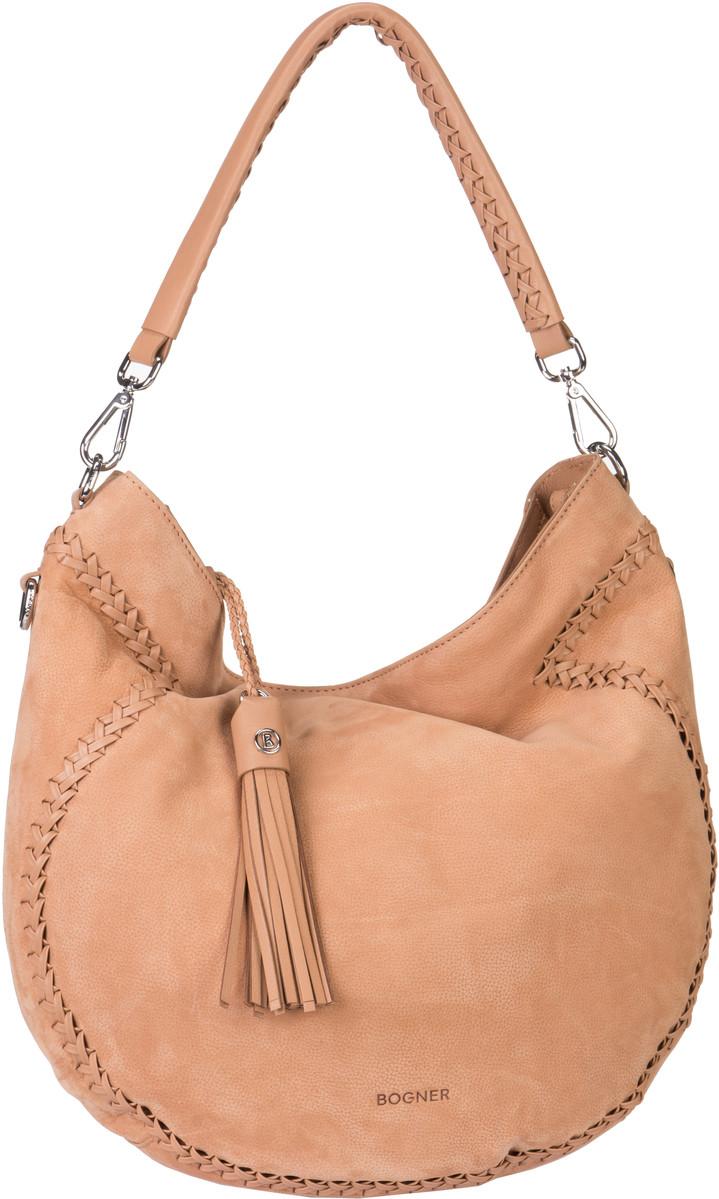 Handtaschen für Frauen - Bogner Arizona Shyla Cashew Handtasche  - Onlineshop Taschenkaufhaus