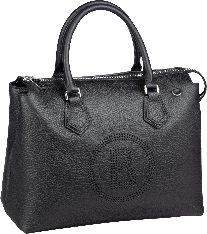 Handtasche Sulden Frida Handbag MHZ Black