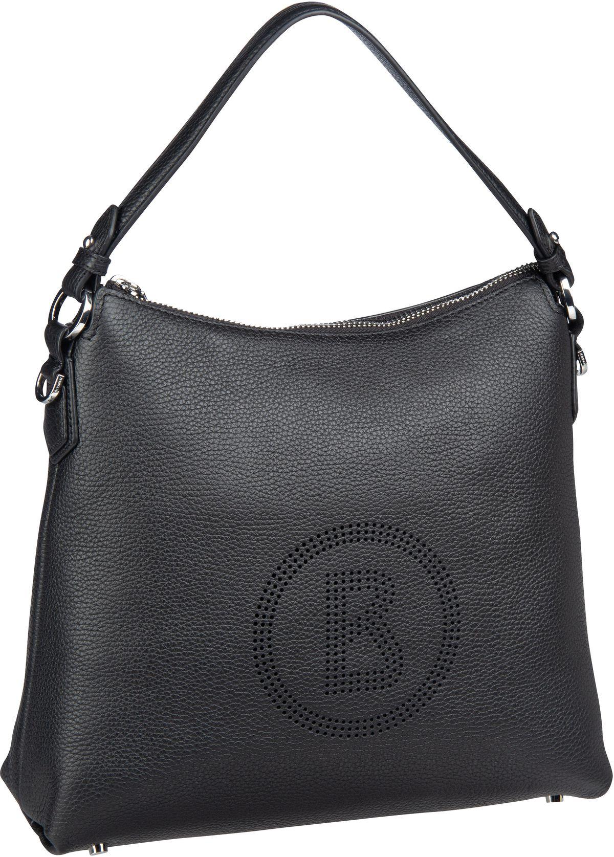 Handtasche Sulden Marie Hobo MVZ Black