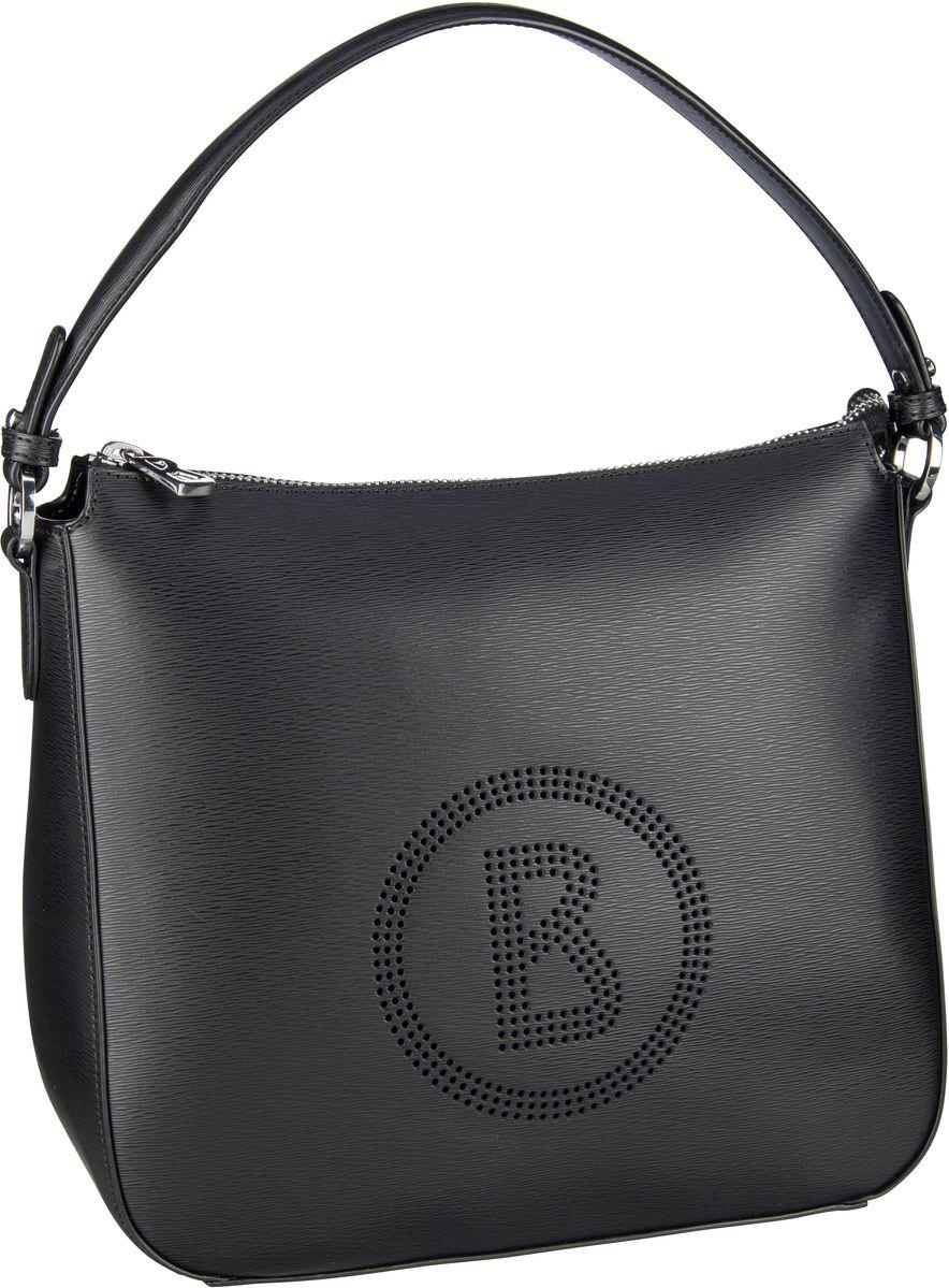 Handtasche Zürs Lore Hobo MHZ Black