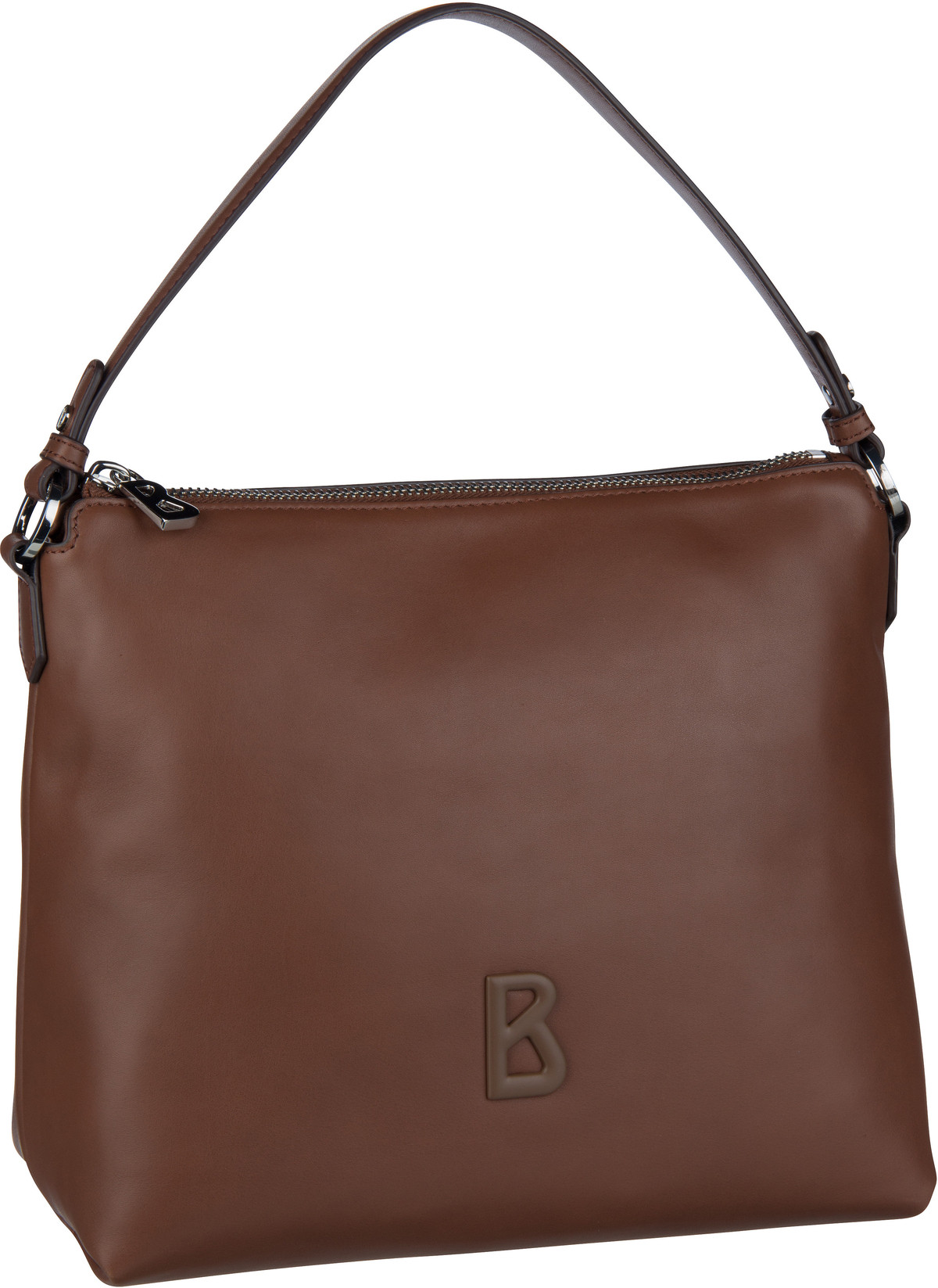 Handtasche Laax Lore Hobo MHZ Brown