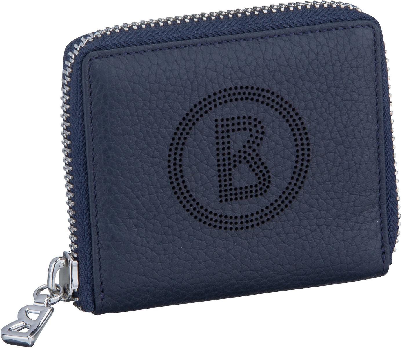 Geldboersen - Bogner Geldbörse Sulden Dama Purse SH6Z Dark Blue  - Onlineshop Taschenkaufhaus