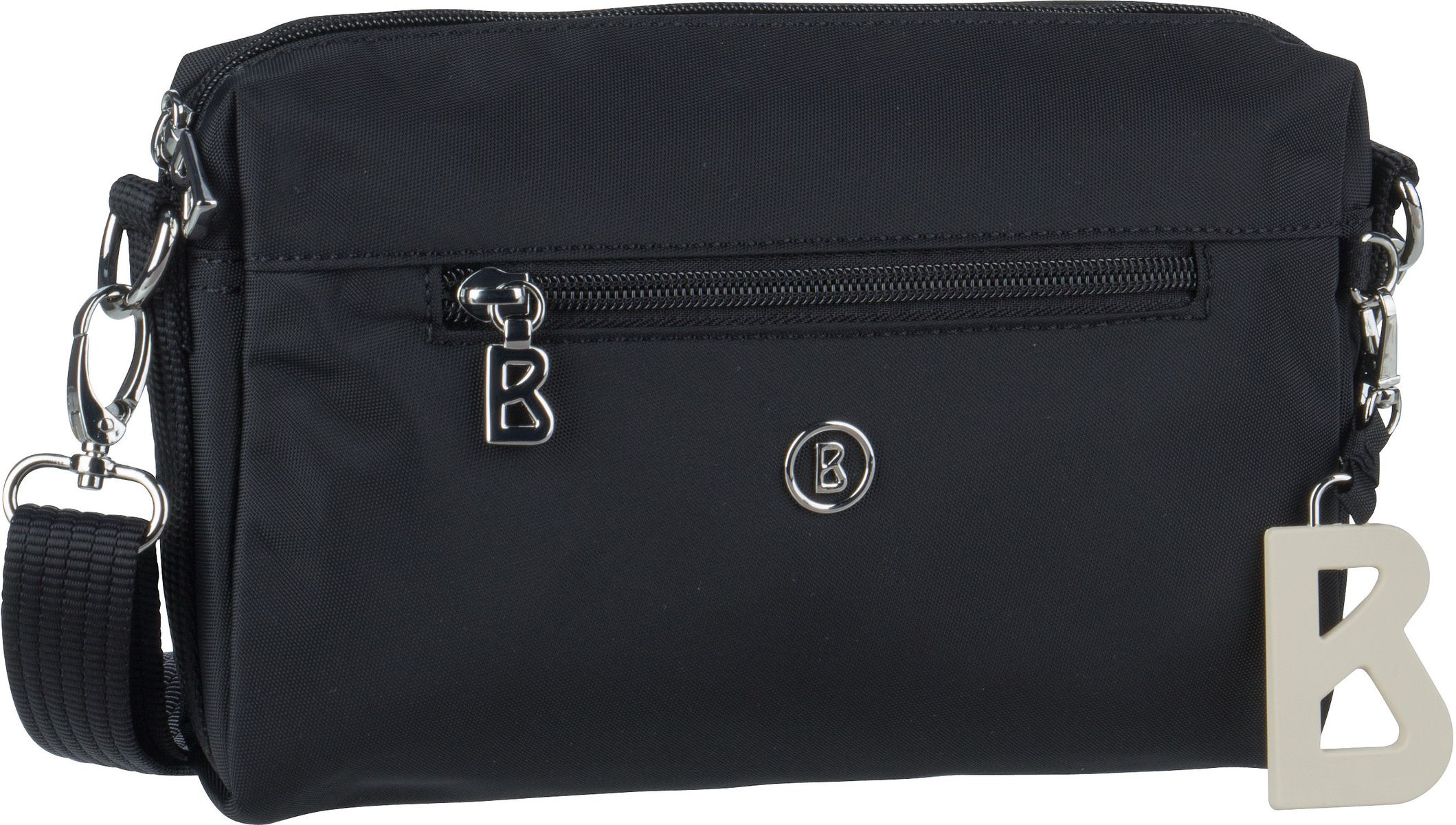 Umhängetasche Verbier Pukie ShoulderBag SHZ Black