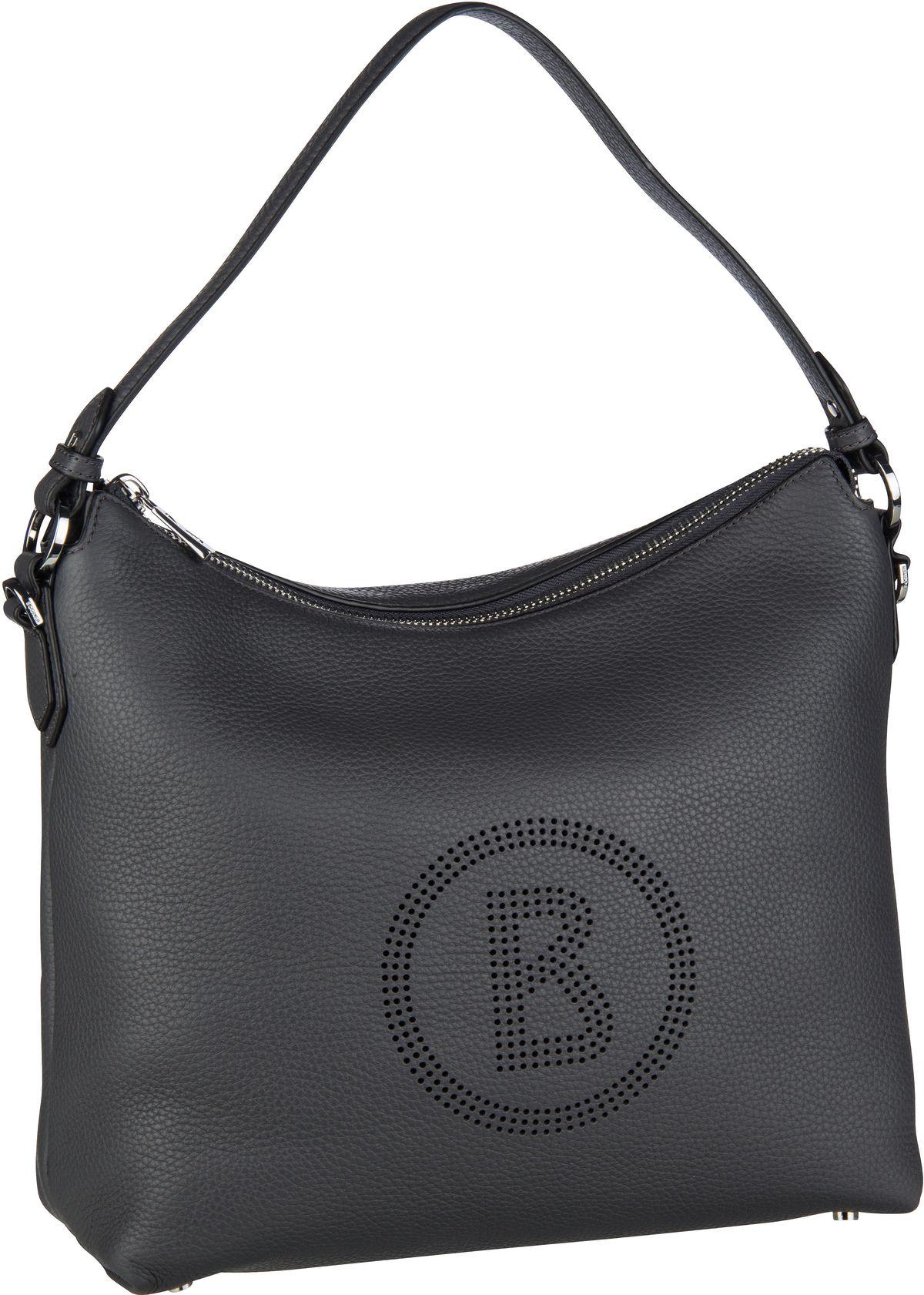 Handtasche Sulden Marie Hobo MHZ Dark Grey
