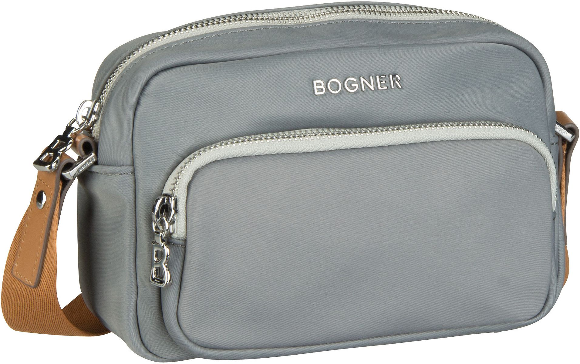 Umhängetasche Klosters Lidia ShoulderBag XSHZ Light Grey