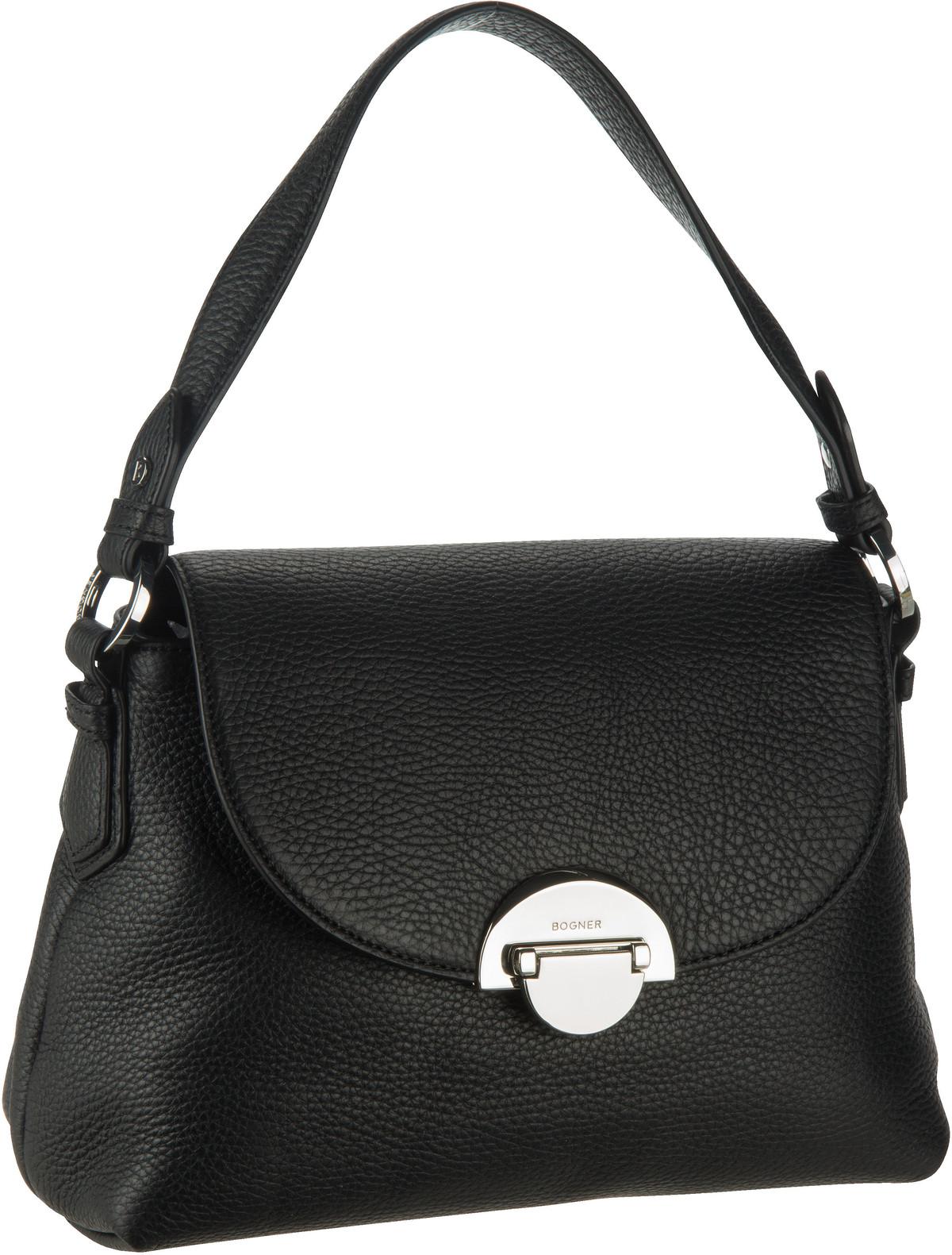 Handtasche Sulden Annie ShoulderBag SHF Black