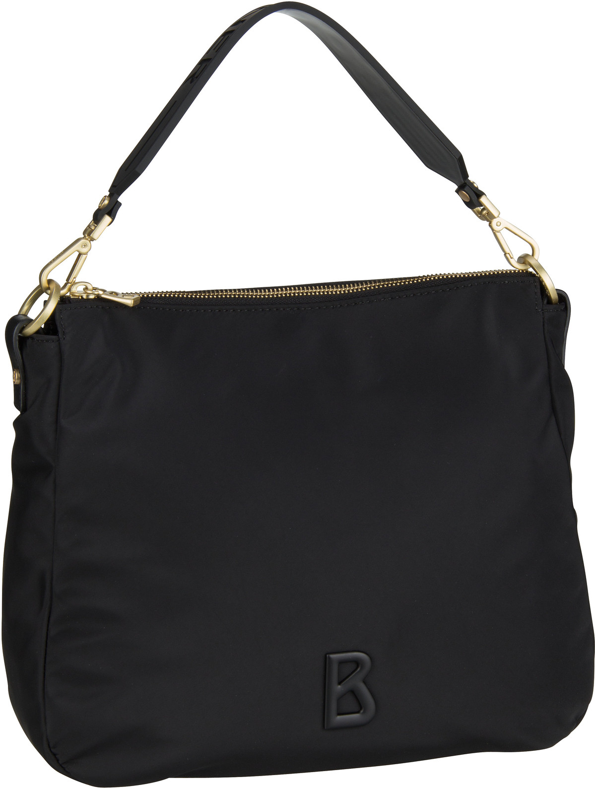 Handtasche Ladis by Night Isalie Hobo MVZ Black