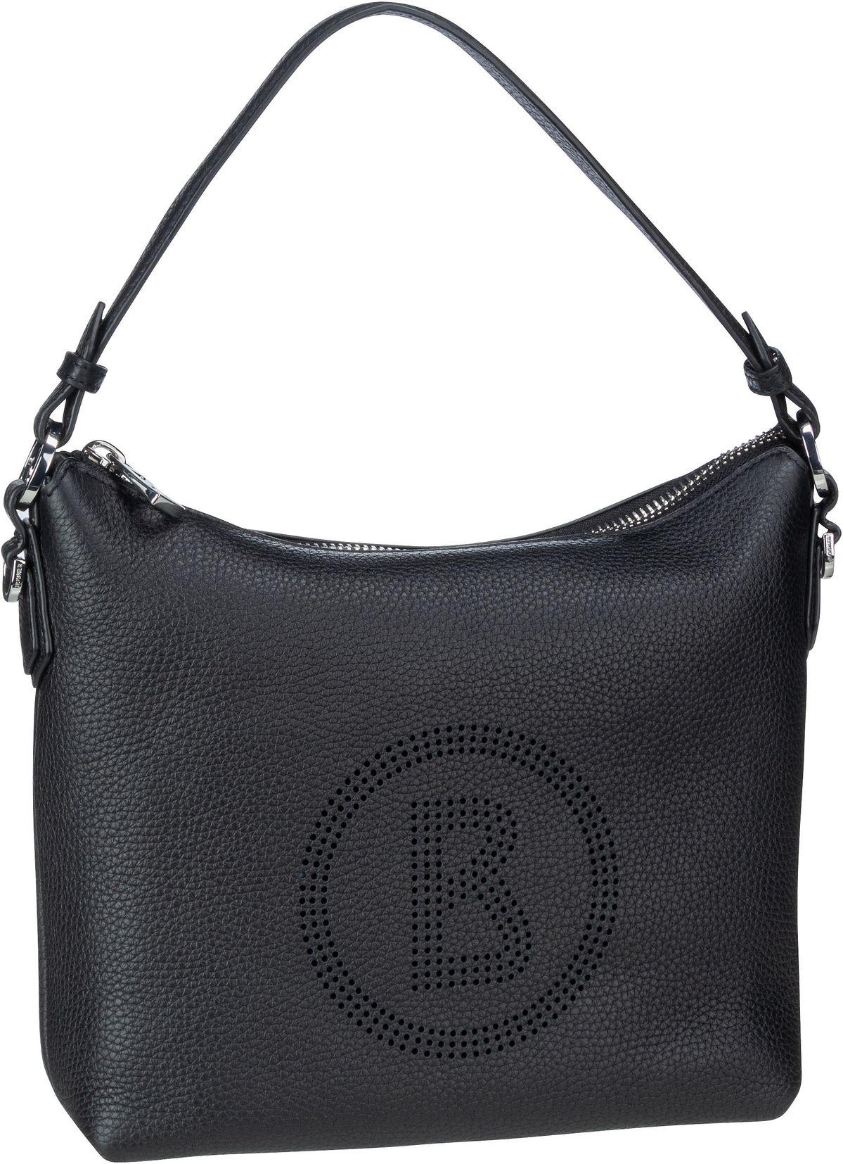 Handtasche Sulden Marie Hobo SHZ Black