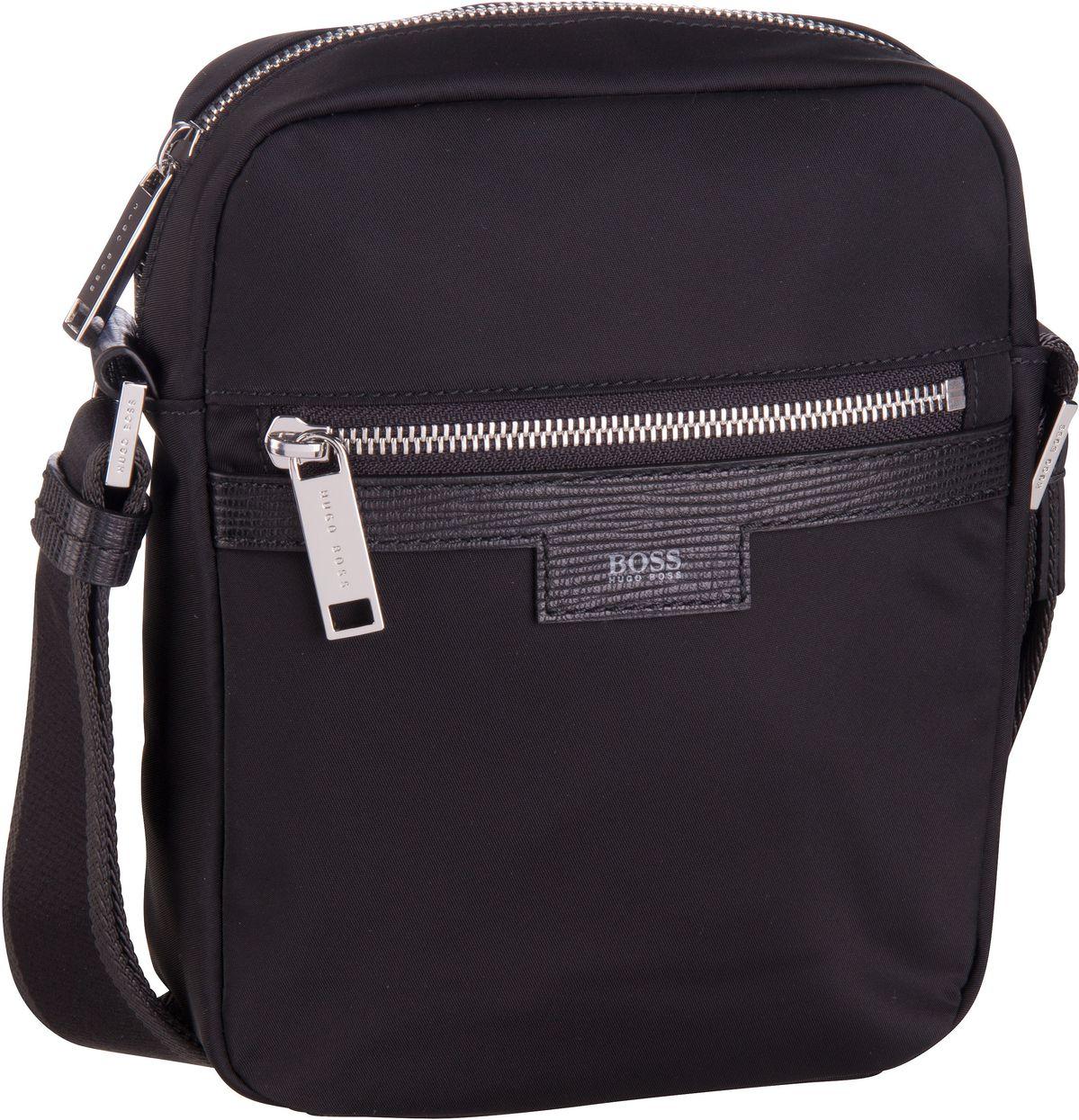 Umhängetasche Meridian Zip Bag 407149 Black