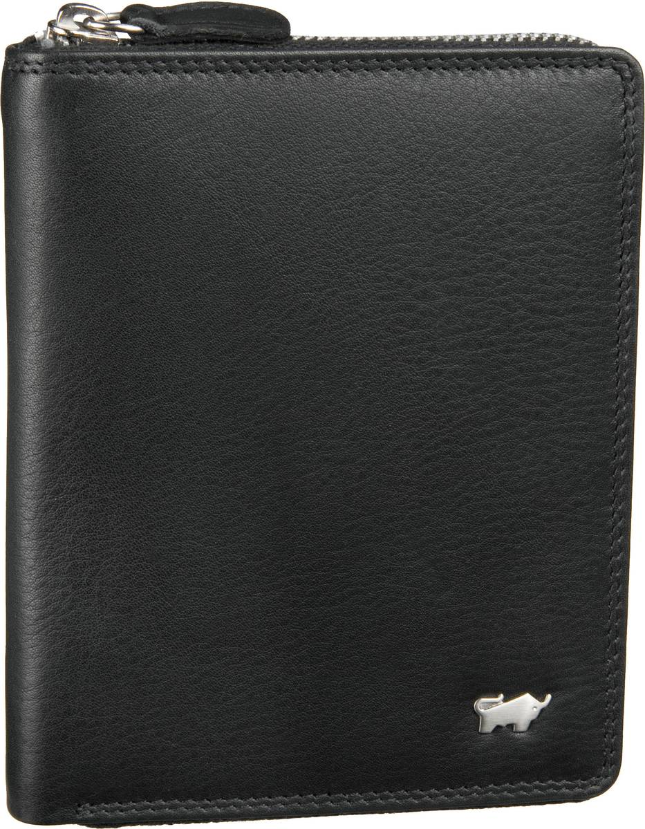 Golf RV-Börse mit 6 Kartenfächern Schwarz