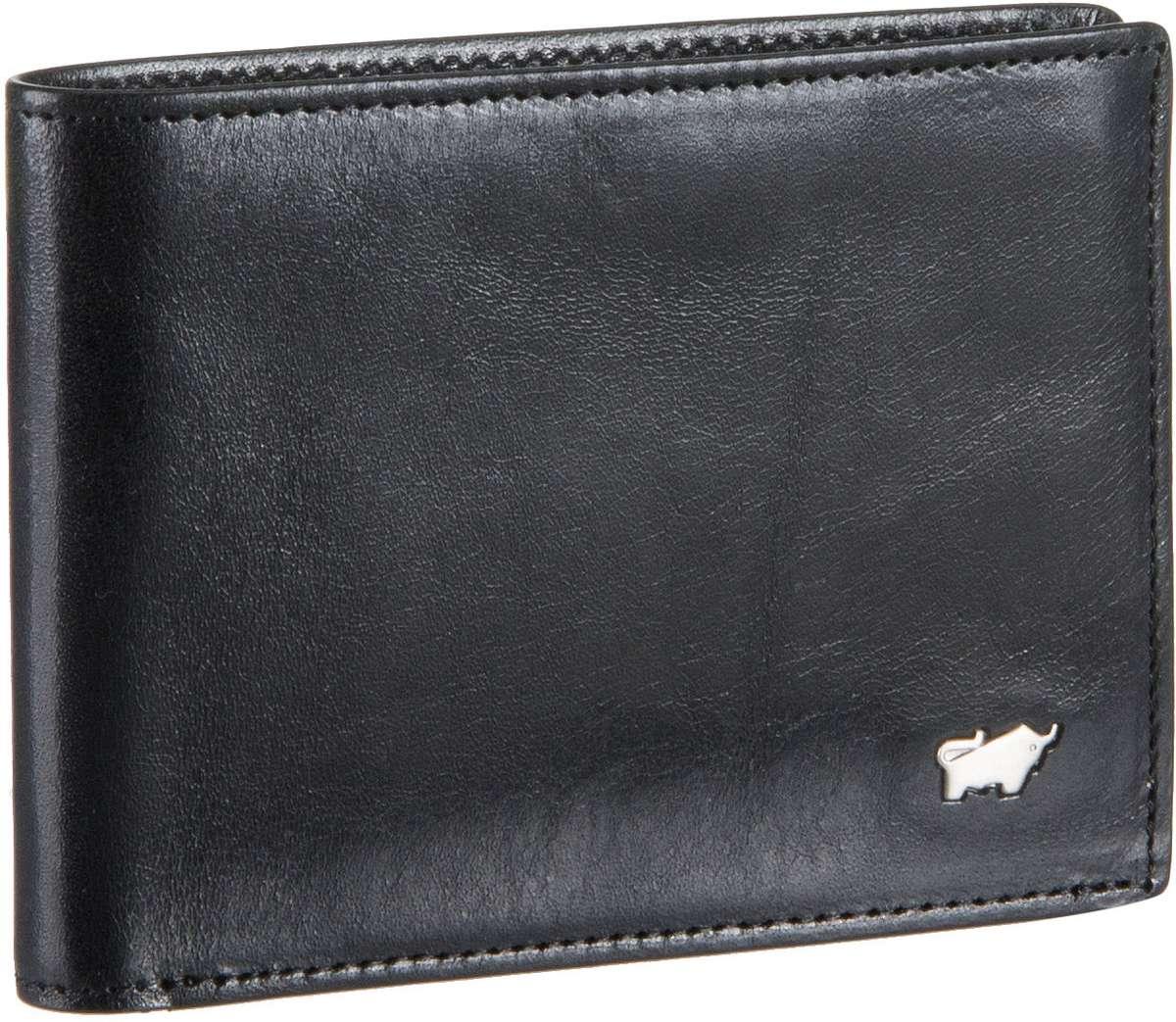 Basic Gaucho 33130 Geldbörse Schwarz