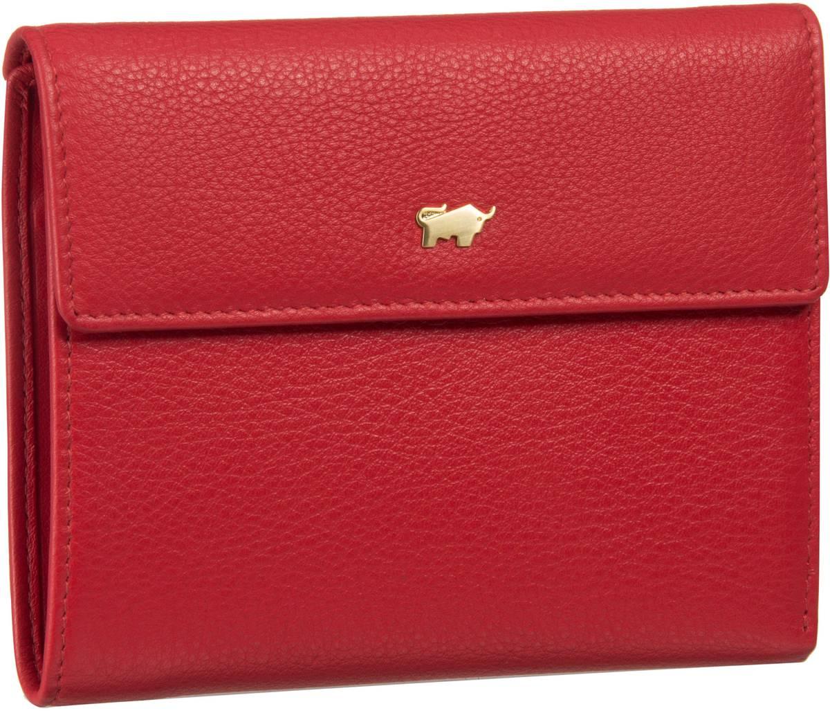 Geldboersen für Frauen - Braun Büffel Miami 43143 Geldbörse Rot Geldbörse  - Onlineshop Taschenkaufhaus