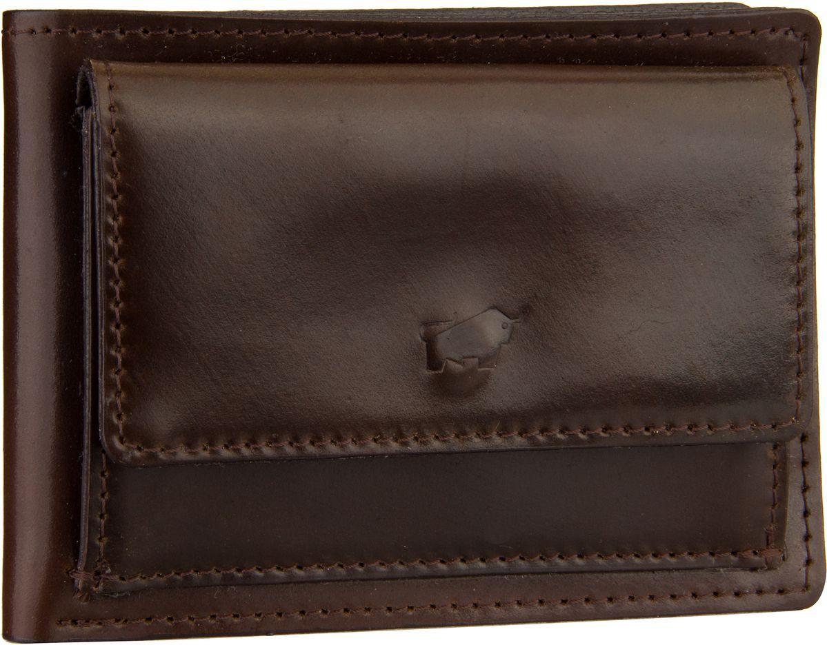 Braun Büffel Cordovan 18530 Geldbörse Mustang -...