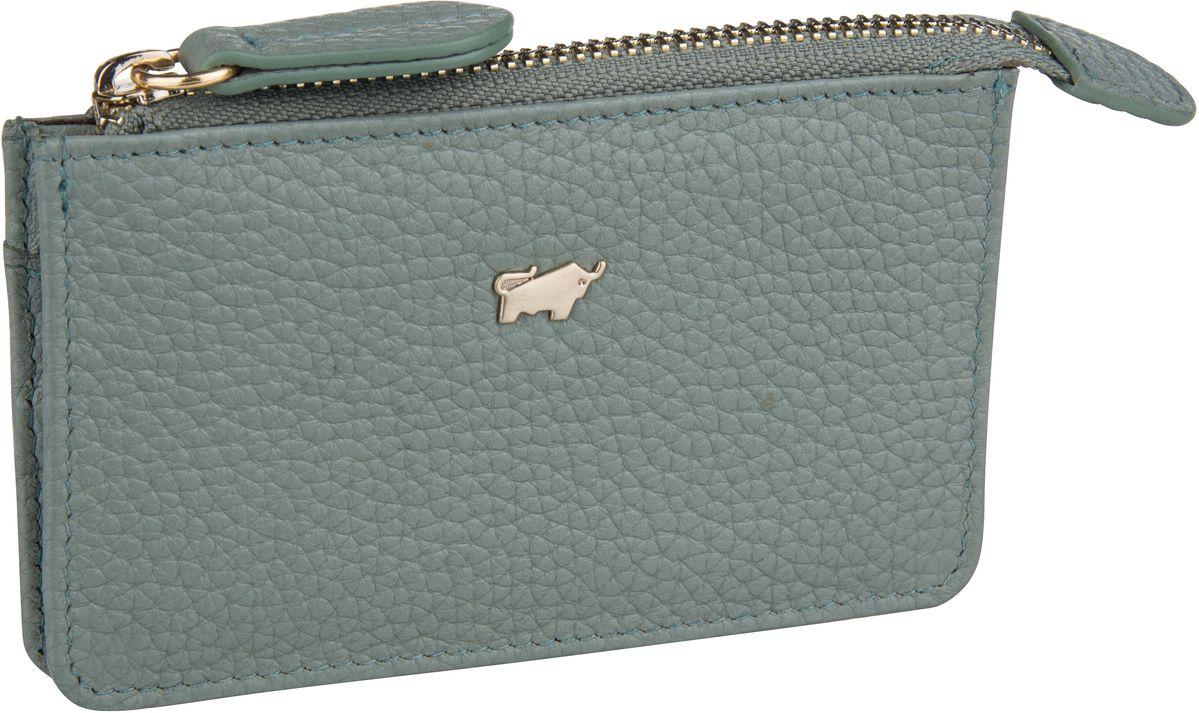 Kleinwaren für Frauen - Braun Büffel Schlüsseletui Asti 50400 Schlüsseletui RFID Salvia  - Onlineshop Taschenkaufhaus