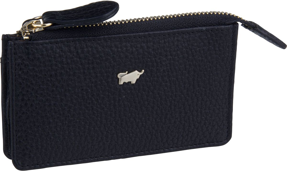 Kleinwaren für Frauen - Braun Büffel Schlüsseletui Asti 50400 Schlüsseletui RFID Schwarz  - Onlineshop Taschenkaufhaus