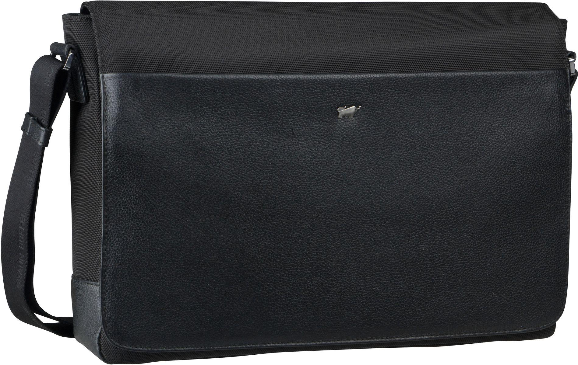 Umhängetasche Murano 14368 Messenger Bag Schwarz