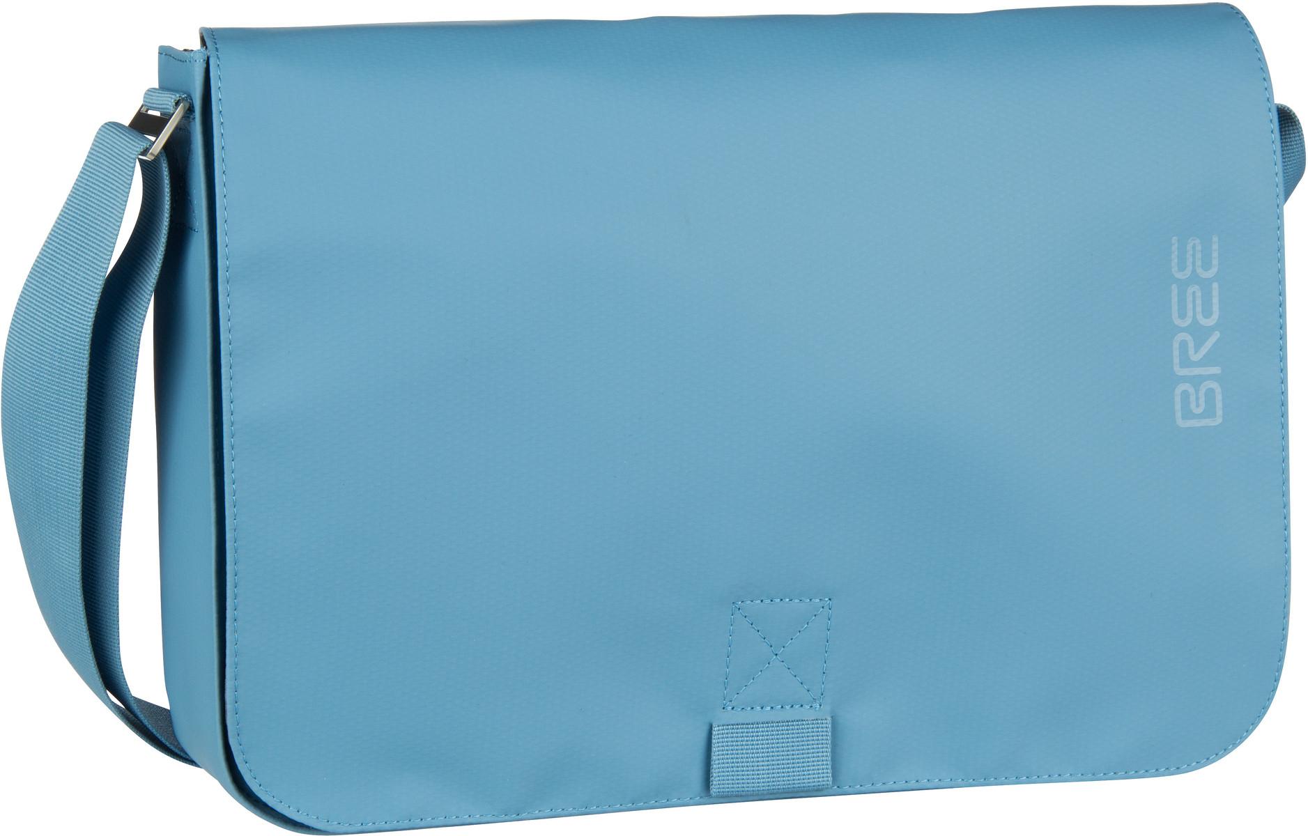 Umhängetasche Punch 62 Provencal Blue (innen: Grau)