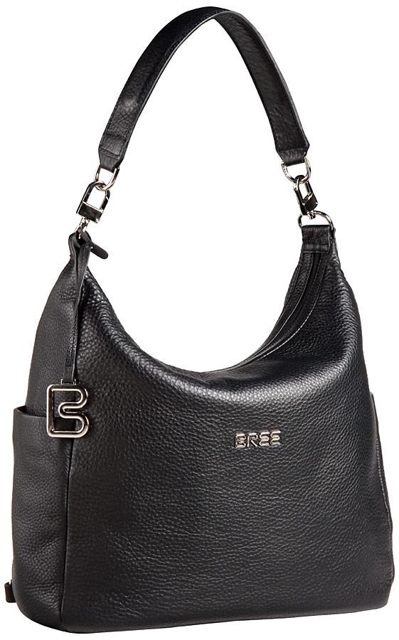 Bree Handtasche Nola 6 Black (innen: Grau)