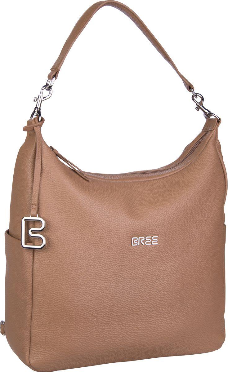 Handtasche Nola 6 Tan (innen: Grau)