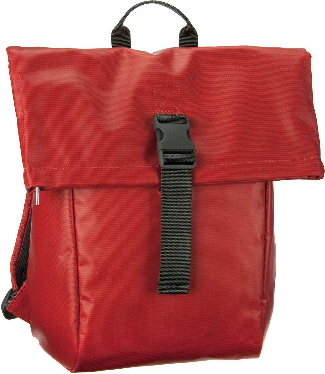 Rucksack / Daypack Punch 92 Red (innen: Grau) (13 Liter)