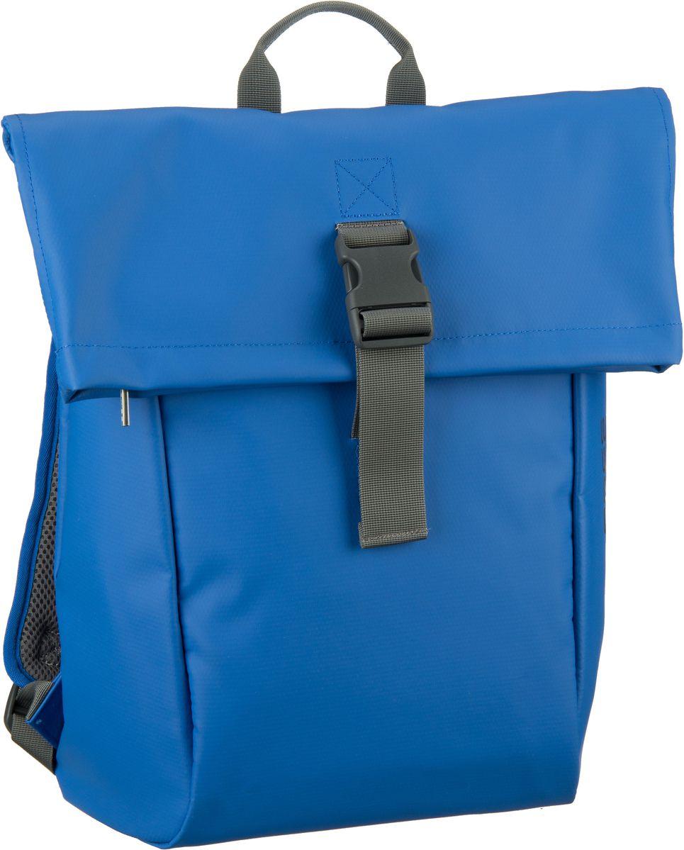 Bree Rucksack / Daypack Punch 92 Victoria Blue (innen: Grau) (13 Liter)