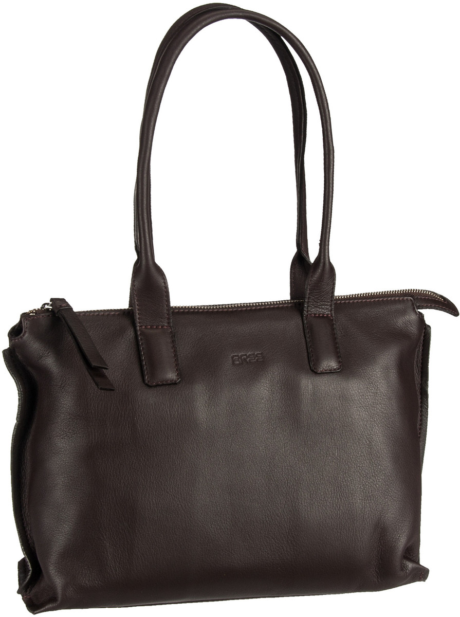 Bree Toulouse 3 Dark Brown - Handtasche Sale Angebote Jämlitz-Klein Düben